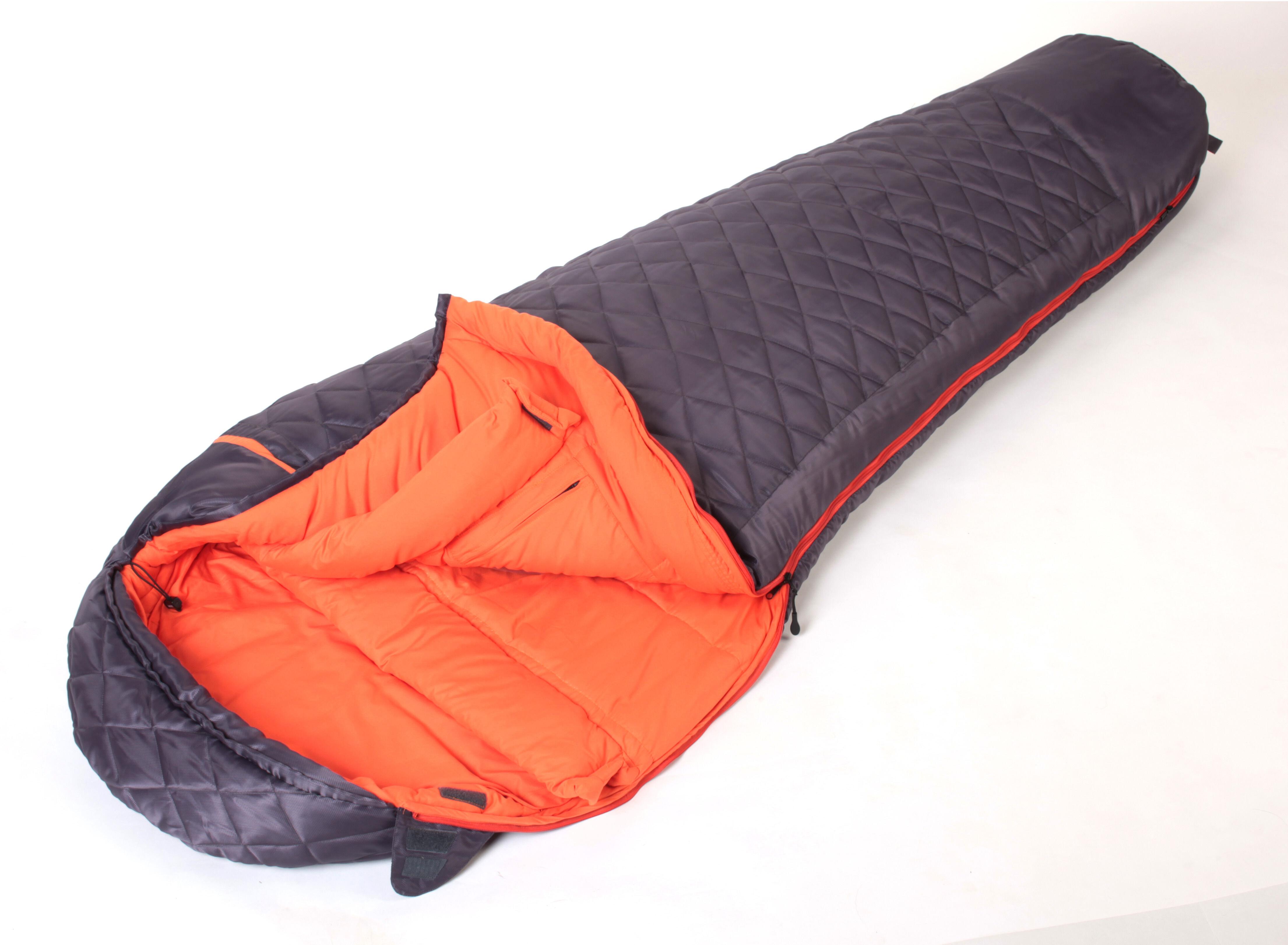 Mammut Klettergurt Everest Light : Lestra mount everest 230 schlafsack grau orange campz.de
